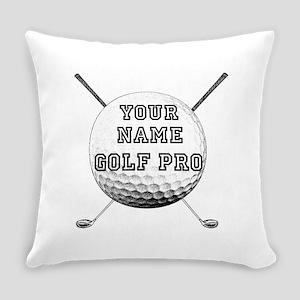 Custom Golf Pro Everyday Pillow