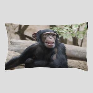 Young Chimp 02 Pillow Case