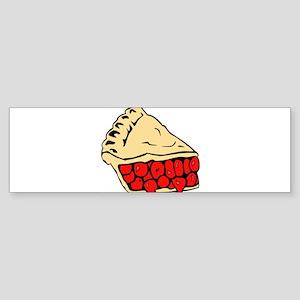 Cherry Pie Bumper Sticker