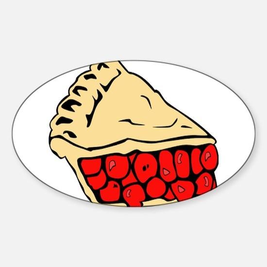 Cherry Pie Decal