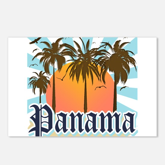 Panama Postcards (Package of 8)