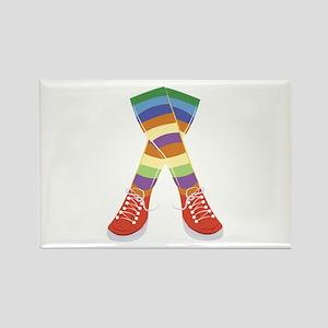 Colorful Socks Magnets