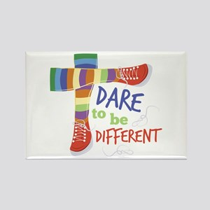 Dare To Be Different Magnets
