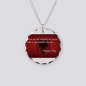Stephen King Pride Necklace Circle Charm