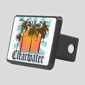 Clearwater Beach Florida Rectangular Hitch Cover