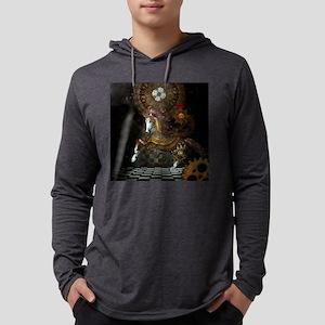 Steampunk,mystical steampunk unicorn Long Sleeve T