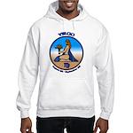 Virgo Art Hooded Sweatshirt Astrology Hoodie