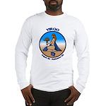 Virgo Art Long Sleeve T-Shirt