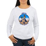Virgo Art Women's Long Sleeve T-Shirt
