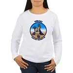 Virgo Art Women's Long Sleeve T-Shirt