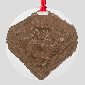 Brownie Ornament