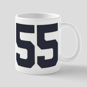 55 55th Birthday Years Old Mug