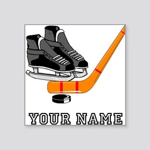 Hockey Equipment (Custom) Sticker