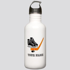 Hockey Equipment (Custom) Water Bottle