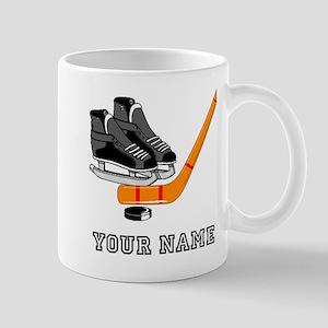 Hockey Equipment (Custom) Mugs