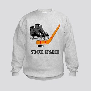 Hockey Equipment (Custom) Sweatshirt