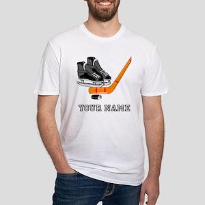 Hockey Equipment (Custom) T-Shirt