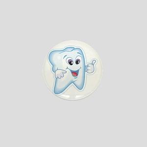 Dentist Dental Hygienist Mini Button