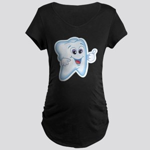 Dentist Dental Hygienist Maternity Dark T-Shirt