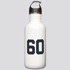 60 60th Birthday 60 Ye Stainless Water Bottle 1.0L