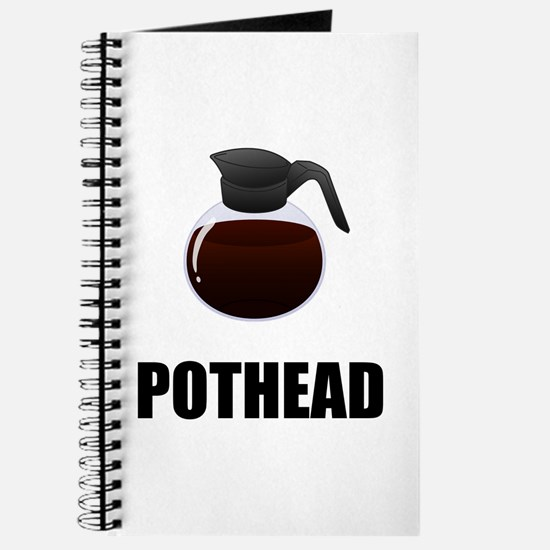 Coffee Pothead Journal