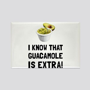 Guacamole Is Extra Magnets