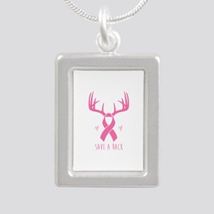 Save a Rack (Pink) Necklaces