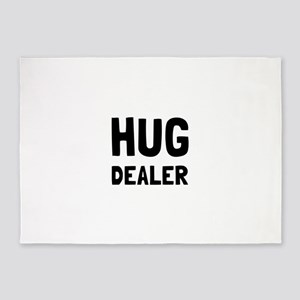Hug Dealer 5'x7'Area Rug