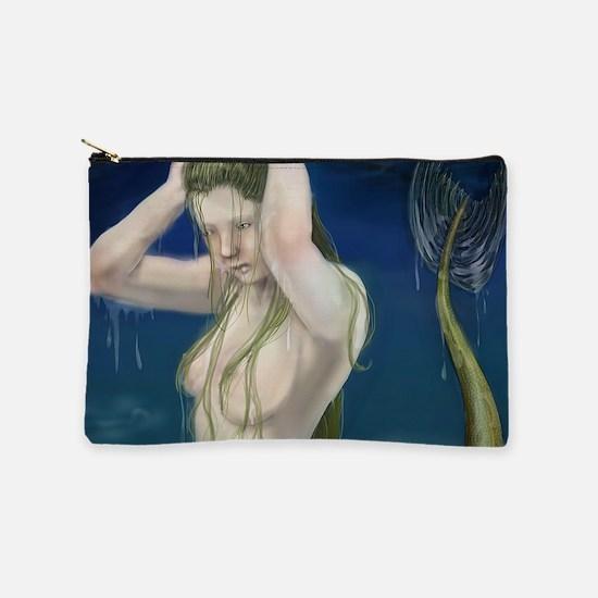 Mermaid At Night Makeup Bag