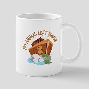 No Animal Left Mugs