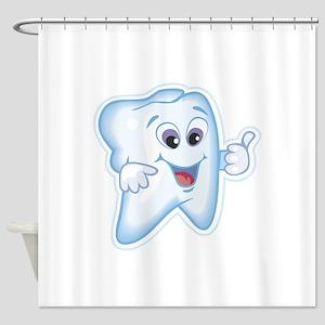 Dentist Dental Hygienist Shower Curtain