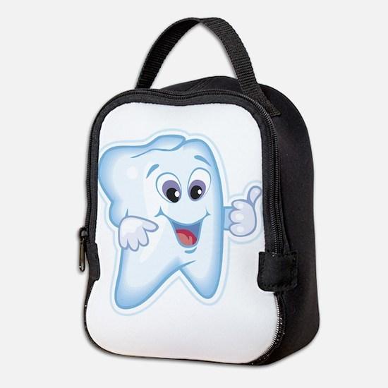 Dentist Dental Hygienist Neoprene Lunch Bag