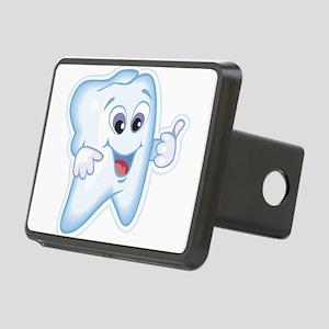 Dentist Dental Hygienist Rectangular Hitch Cover