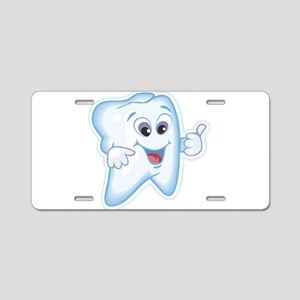 Dentist Dental Hygienist Aluminum License Plate
