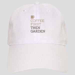 Coffee Then Garden Cap