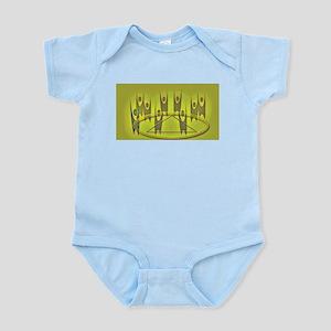 Fellowship Infant Bodysuit