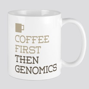Coffee Then Genomics Mugs