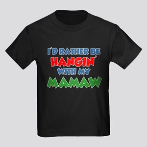 Rather Be With Mamaw T-Shirt