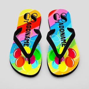 Celebrate 85 Flip Flops