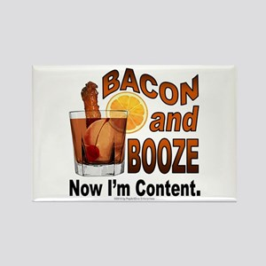 BACON and BOOZE Magnets