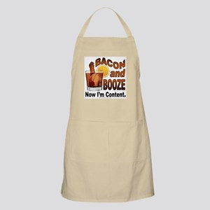 BACON and BOOZE Apron
