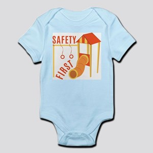 Safety First Body Suit