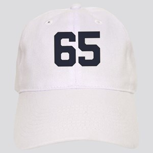 65 65th Birthday 65 Years Old Cap