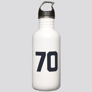 70 70th Birthday 70 Ye Stainless Water Bottle 1.0L
