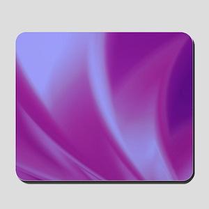 Veils of Purple Fractal Mousepad