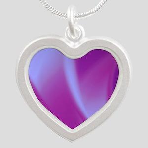 Veils of Purple Fractal Necklaces