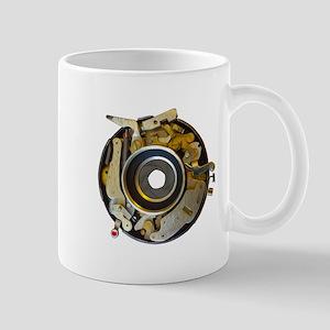 Antique Camera Lens Shutter Mugs