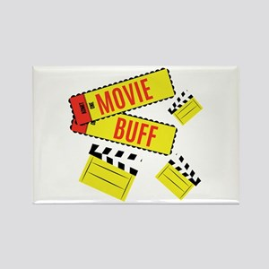 Movie Buff Magnets