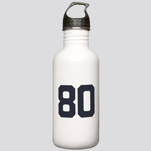 80 80th Birthday 80 Ye Stainless Water Bottle 1.0L