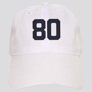80 80th Birthday 80 Years Old Cap